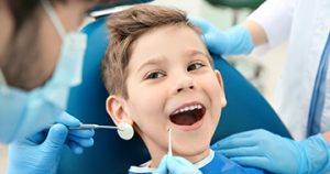 when to take child to dentist